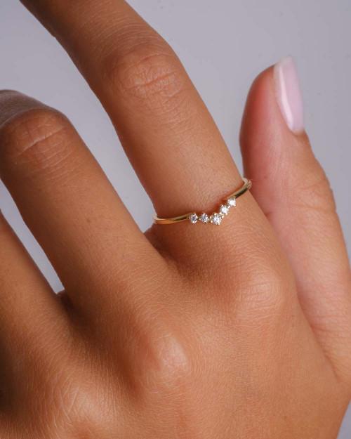 Gala Brillo Ring